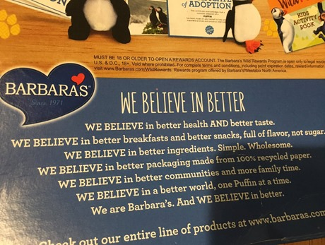 Barbaras believe better