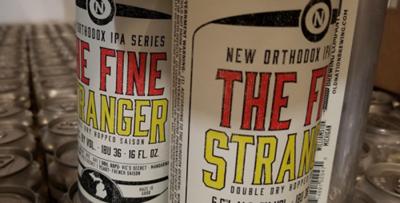 Fine Stranger beer