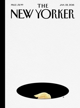 new yorker shithole jan22