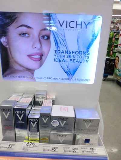 Vichy at Walgreen's