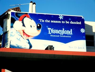 Disneyland 'Tis the Season