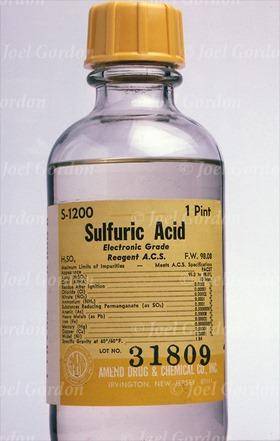 Sulfuric-Acid