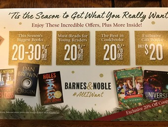 Tis the Season Barnes Noble ABehr