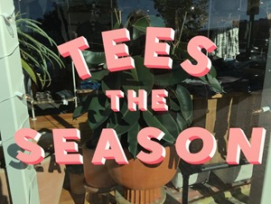 Tees the Season Marine Layer ABehr