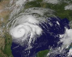 Hurricane Harvey NASA