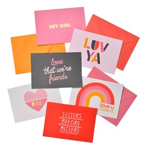 galentine's cards target