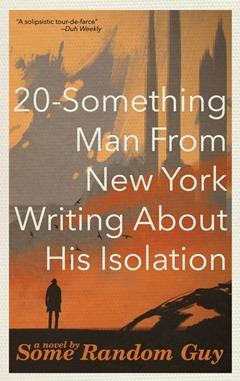 satirical book cover