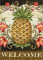 pineapple-welcome-flag