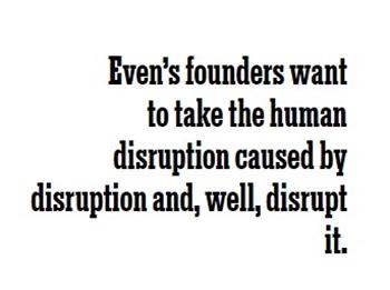 Even_disruption