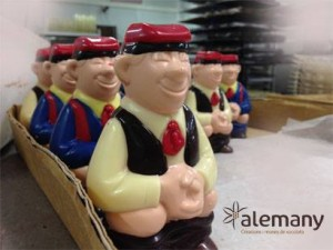 Chocolate caganer