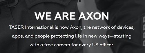 We are axon