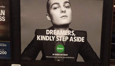 Dreamers Fiverr