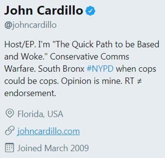 cardillo based woke