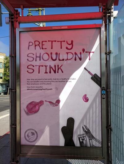 pretty shouldn't stink