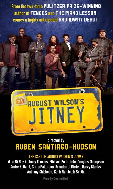 Jitney August Wilson