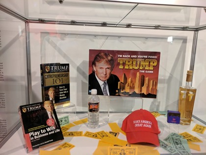 Museum Failure Trump products