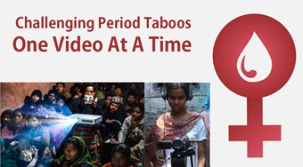 menstrupedia one video at a time