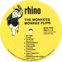 Rhino Records Monkees