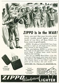 Zippo 1943