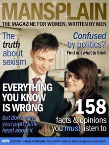 mansplain magazine