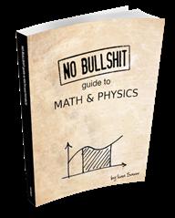 No BS math physics