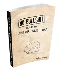No BS linear algebra