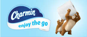 charmin enjoy go
