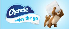 charmin enjoy go