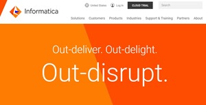 Informatica out-disrupt website