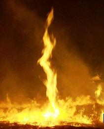 fire whirl firenado