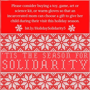 tis the season for solidarity