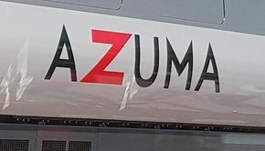Azuma Intercity Express Train