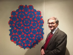Roger Penrose and pattern
