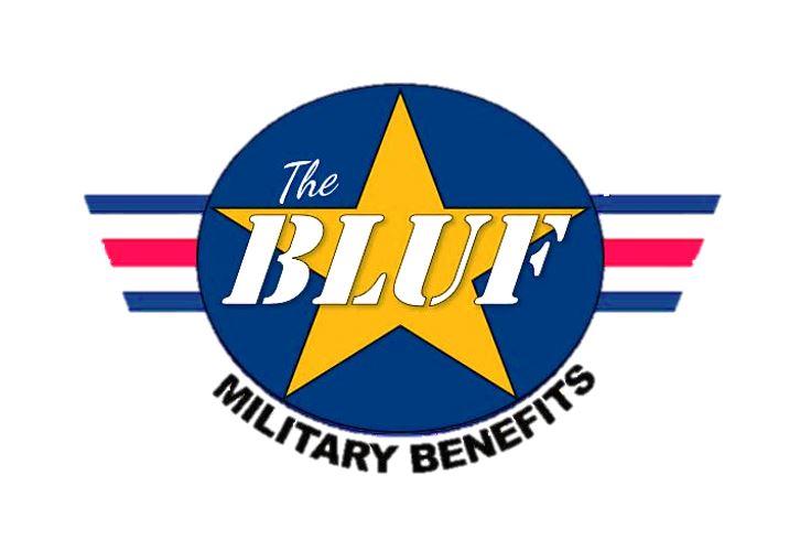 Bluf military benefits