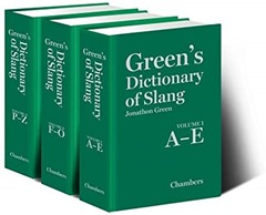 greens dict of slang