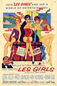 Les Girls 1957