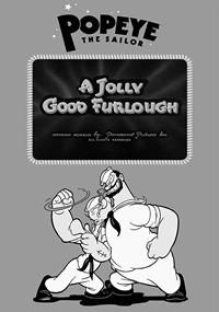 jolly good furlough popeye 1943