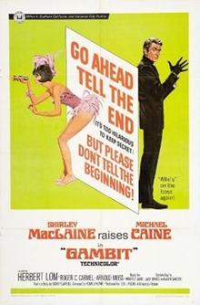 Gambit_(1966_film)_poster