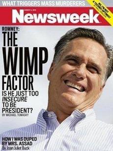 romney wimp factor