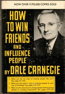 dale carnegie influence