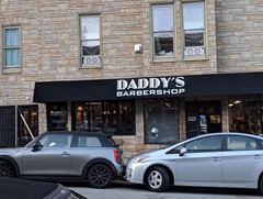 Daddys Barbershop 19th Castro