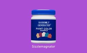 Sizzlemagnator paint names bot