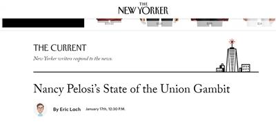 Gambit New Yorker Pelosi