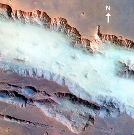 Mars fog via Tanya Harrison