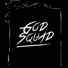 God Squad tote-godislit