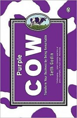 Purple Cow book