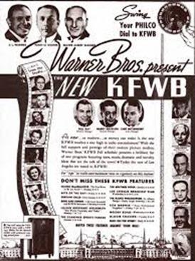 KFWB ad