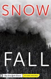 Snow fall ebook