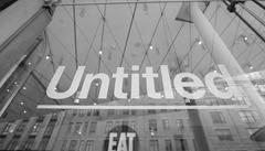Untitled restaurant NY eater