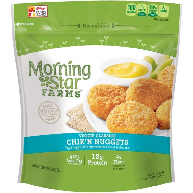 Morningstar chikn nuggets